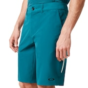 Hybrid Short 5 Pockets - Petrol