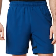 Enhance Slant Double Cloth Shorts 7Inch