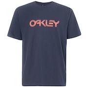 Foggy Oakley Tee - Foggy Blue