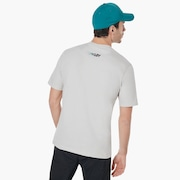 Logo Tee - Light Gray