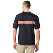 249 Future Stripe Tee - Blackout