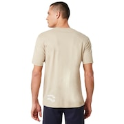 Shadow Logo Tee - Oxford Tan