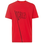 Flag Up Tee - Red Line