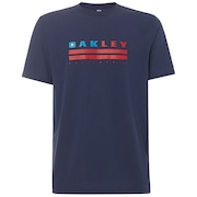 California Tee - Foggy Blue
