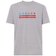 California Tee - Granite Heather