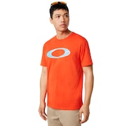 Legacy Ellipse Tee - Fire Red
