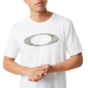 Legacy Ellipse Tee - White