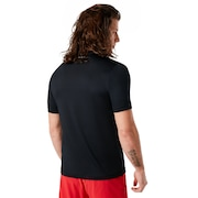 Ellipse Logo Rashguard - Blackout