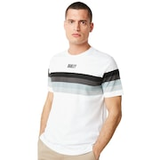 Tn Racing Sunset Stripe - White