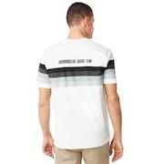 Tn Racing Sunset Stripe - White