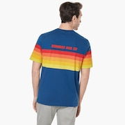Tn Racing Sunset Stripe - Dark Blue