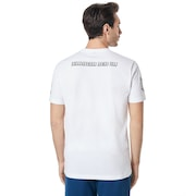 Tn Racing Verbiage Tee - White