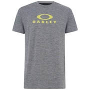 3Rd-G Short Sleeve O-Fit Tee 2.0 - Dark Heather Gray