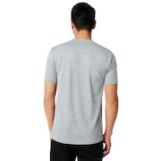 3Rd-G Short Sleeve O-Fit Tee 2.0 - Light Heather Gray