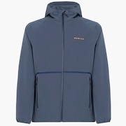 Urban Commuter Hooded Fz - Foggy Blue