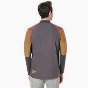 Urban Commuter Gradient Jacket - Forged Iron