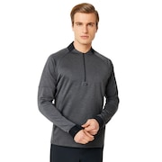 Knockdown Mixed Fleece 1/4 Zip