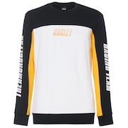 Tn Racing Team Fleece Crew - Blackout