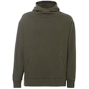 Essential Heavyweight Fleece Hoodie - Dark Brush