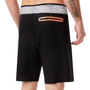 Geo Ellipse  18 Inches Boardshort - Blackout