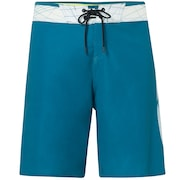 Geo Ellipse  18 Inches Boardshort - Petrol