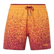 Beach Pixel Mind 16 Inches - Sundried Tomato