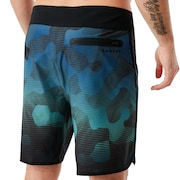 Bodhi Camo Brand 19 Inches - Flash Blue