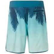 Mirage Palm 19 Inches - Aqua Green