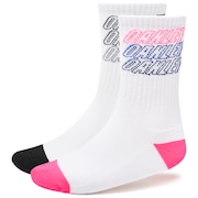Socks X 3 (2 Pcs Pack)