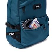 Street Backpack - Petrol