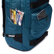Street Skate Backpack - Petrol