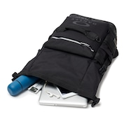 Utility Folded Backpack - Blackout