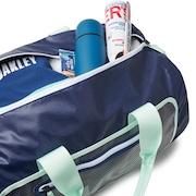 90'S Big Duffle Bag - Dark Blue