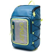 90'S Square Backpack - Petrol