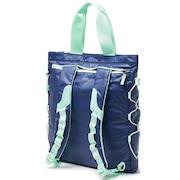 90'S Tote Bag Backpack - Dark Blue
