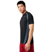 3Rd-G Short Sleeve Technical O-Fit Tee 2.0 - Blackout