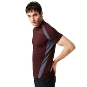 3Rd-G Short Sleeve Technical O-Fit Tee 2.0 - Sundried Tomato
