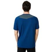 Enhance Short Sleeve Crew 9.0 - Dark Blue