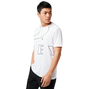 Enhance Technical Qd Tee.19.02 - White