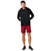 Enhance Technical Fleece Jacket.Grid 9.0 - Blackout