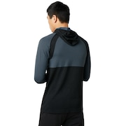 3Rd-G O-Fit Form Hoody - Blackout