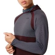 3Rd-G O-Fit Form Hoody - Sundried Tomato