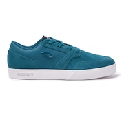 Sueded Lighthouse Sneaker - Petrol