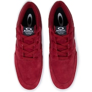 Sueded Lighthouse Sneaker - Sundried Tomato