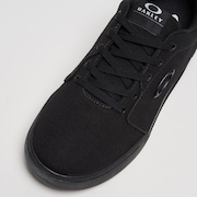 Oakley Canvas Flyer Sneaker - Blackout