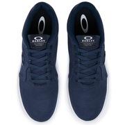 Oakley Canvas Flyer Sneaker - Dark Blue