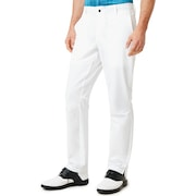Medalist Stretch Back Pant - White