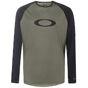 MTB LS Tech Tee - Beetle