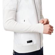 Skull Synchronism Mix Jacket 2.0 - White