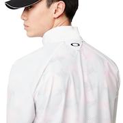 Skull Breathable Jacket 2.0 - White